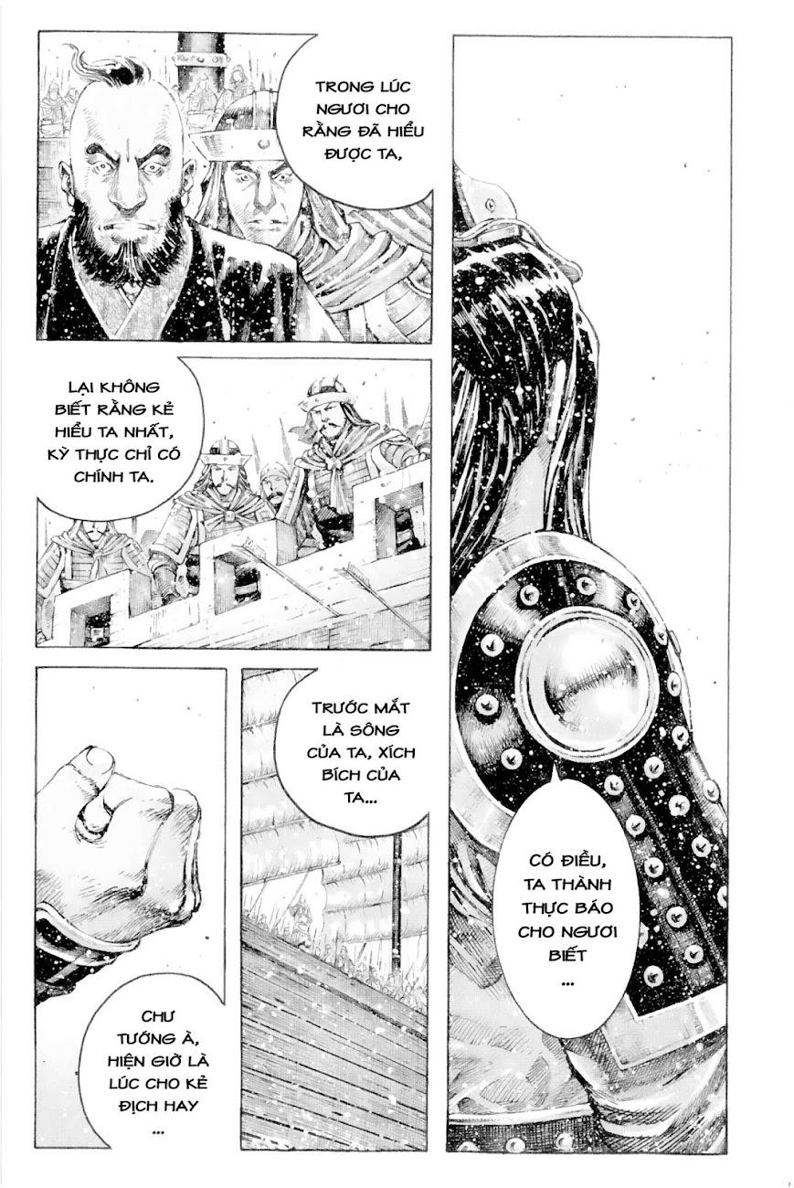 Hỏa phụng liêu nguyên Chương 419: Tối hậu nhất kích [Remake] trang 24