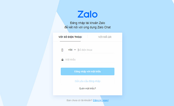 Chat.Zalo.me - Đăng nhập Zalo Web chat online với 03 cách đơn giản a