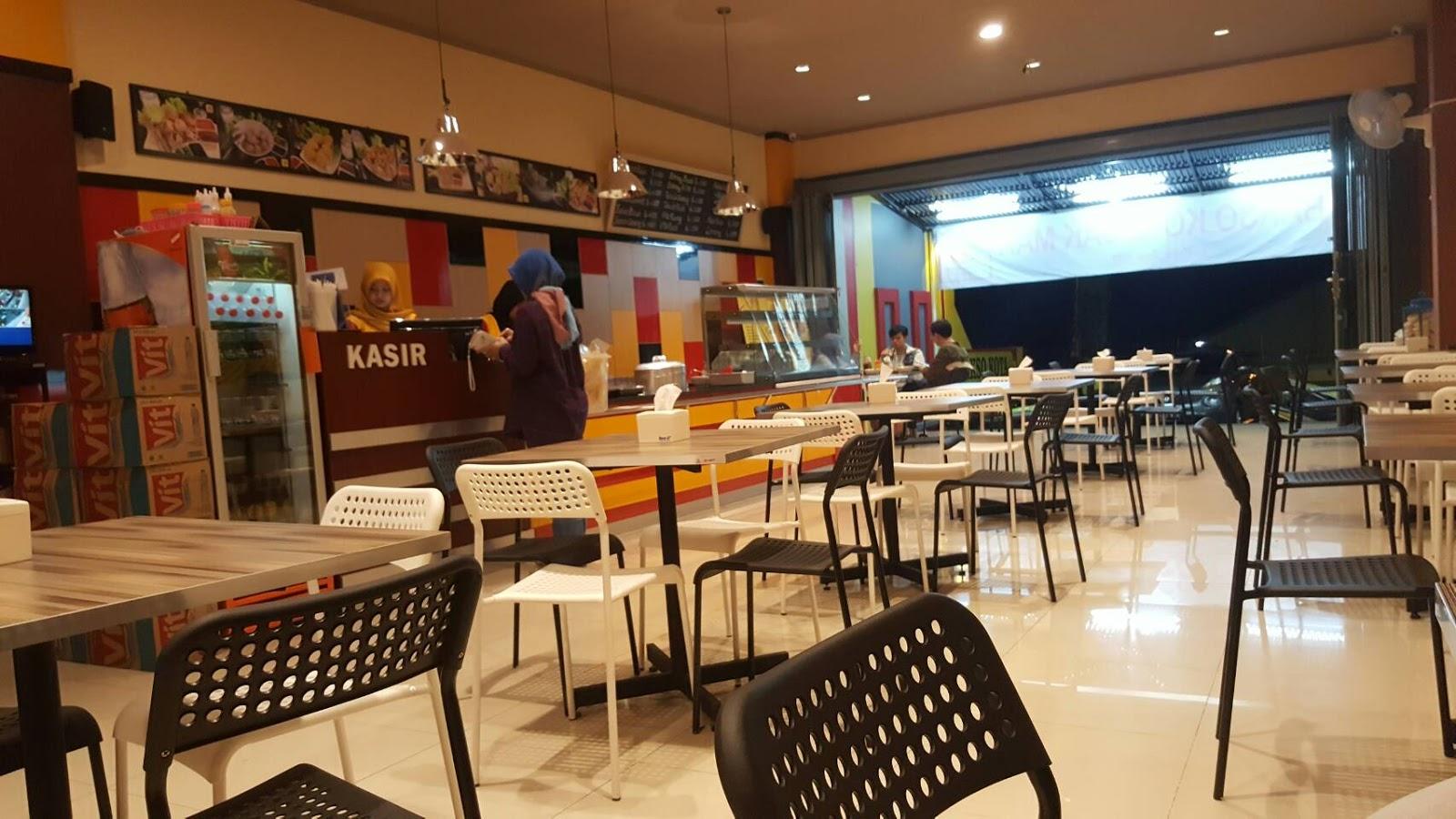 Pergi Makan Bakso Kota Cak Man CabSenopati Magelang
