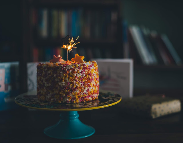 Happy Birthday Photos with Cake