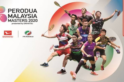 Jadwal pertandingan Malaysia Masters 2020, Ruselli Hartawan bertemu Yeo Jia Min