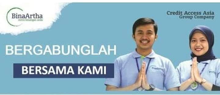 Lowongan Semarang Administrasi Juni 2020 PT Bina Artha Ventura (Bina Artha) adalah Perusahaan Modal Ventura yang berkembang secara pesat serta secara aktif terlibat dalam sektor keuangan mikro di Indonesia sejak Desember 2011. Saat ini kami membuka peluang karir untuk posisi