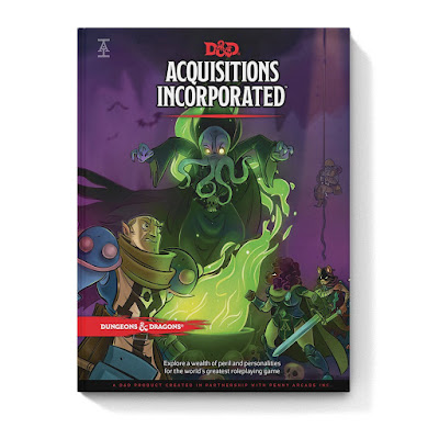 Acquisitions Incorporated D&D 5E