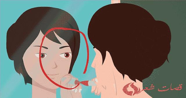 انواع الوجوه وطريقة اختيار قصات الشعر حسب شكل الوجه للنساء