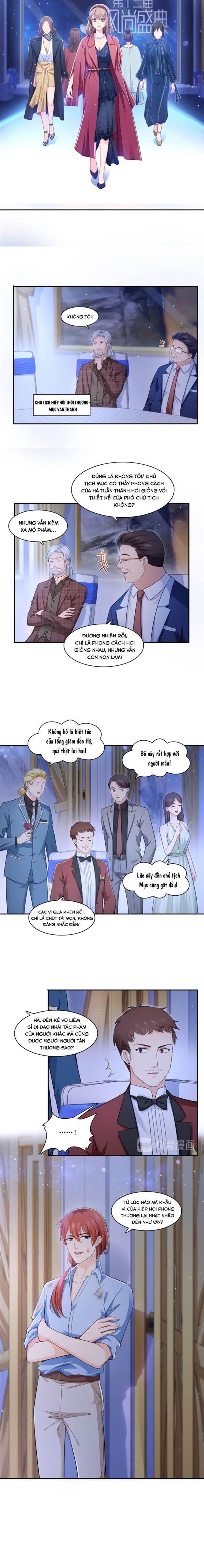 Đúng Như Hàn Quang Gặp Nắng Gắt Chapter 161 - upload bởi truyensieuhay.com