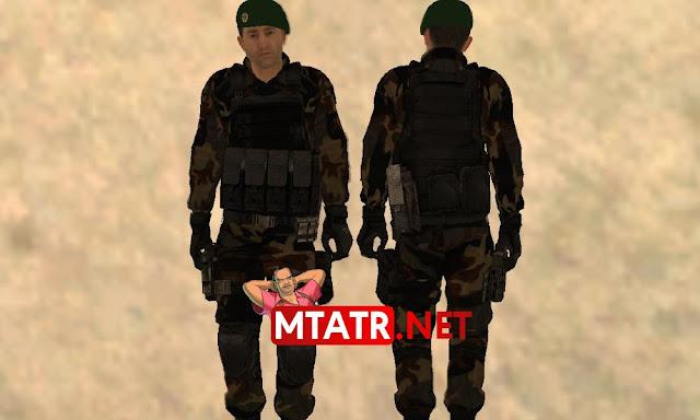 MTA SA Türk Askeri 198