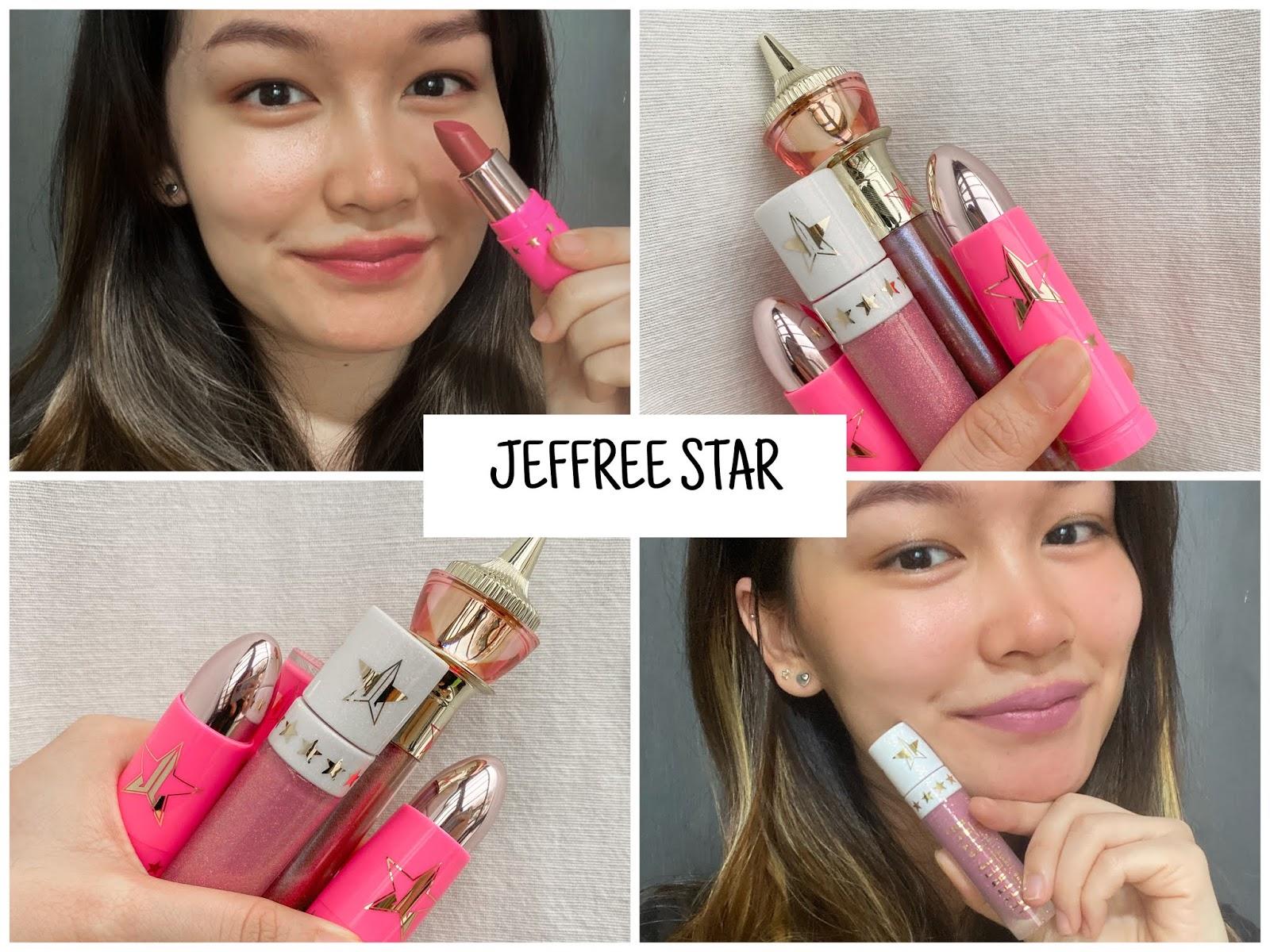 Trying Out Jeffree Star Lipsticks Lip Ammunition The Gloss Velour Liquid Lipsticks F A I T H F U L L Y