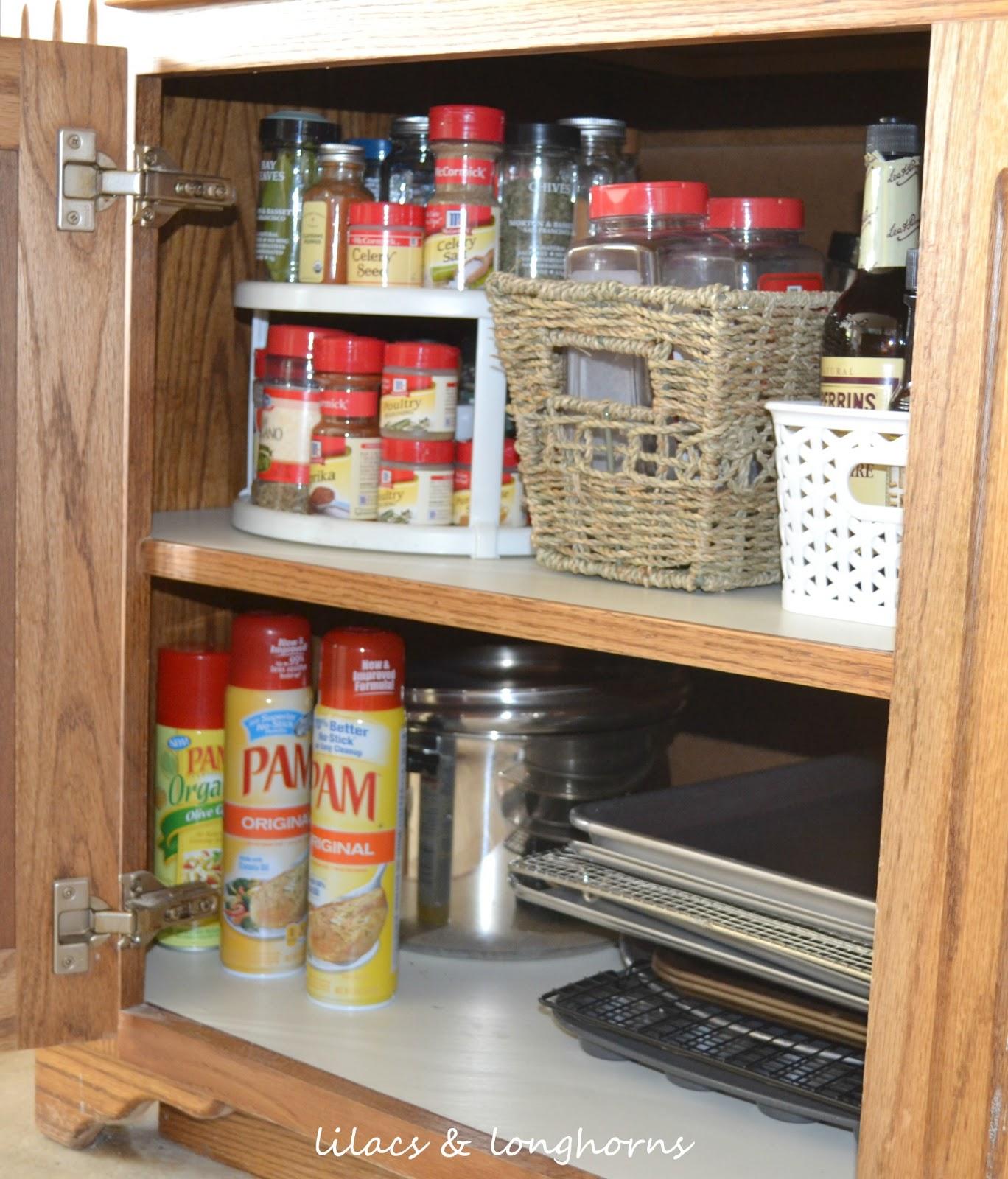 Organization For Kitchen Cabinets: Kitchen Organization Show-off