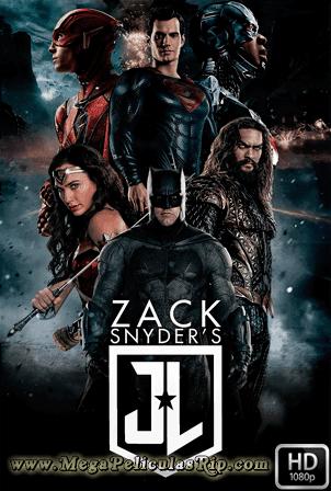 La Liga De La Justicia De Zack Snyder [1080p] [Latino-Ingles] [MEGA]