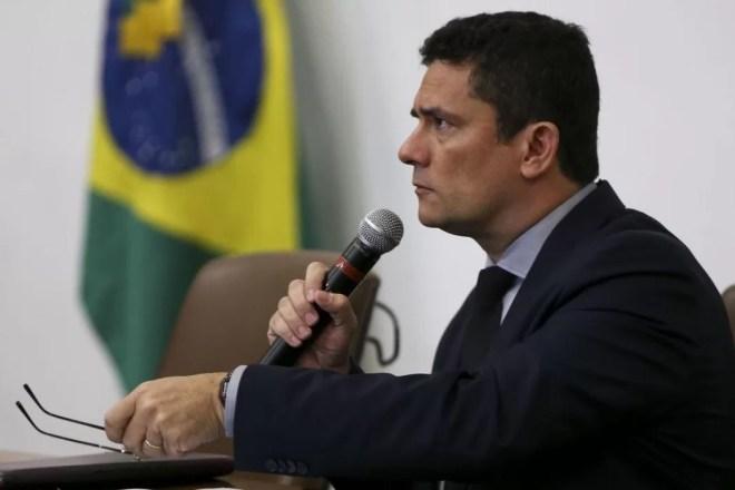 """Sai de cena um ministro e entra um candidato: """"Sempre vou estar à disposição do país"""", declarou Moro - Portal Spy Noticias"""