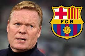 تعيين رونالد كومان مدربا جديدا لبرشلونة - موقع عناكب الاخباري