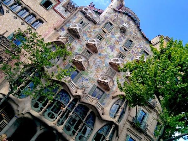 Barcelona: Gaudí