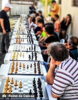 jose mario espinola escola de xadrez ambiente de leitura carlos romero