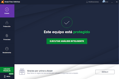 Avast free antivirus 2021
