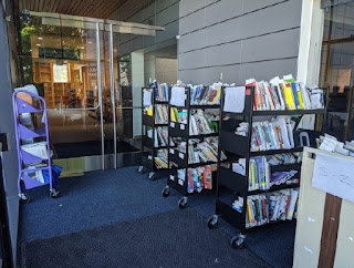 Franklin Public Library: Curbside Pickup