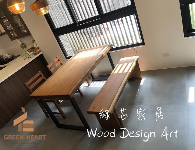 疫情前感謝竹北彭先生訂購最後交到客人手上的原木桌椅 綠芯台灣手工原木家具 設計。訂製 | 設計師嚴選品牌