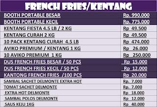 harga-french-fries