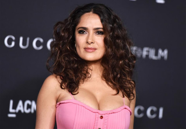 salma hayek biography, wiki, husband, movies, age, daughter, Net worth, house