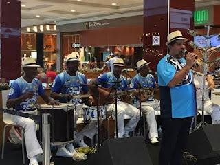 Américas Shopping promove encontro mensal com Adilson da Vila e a Velha Guarda Musical da Vila Isabel