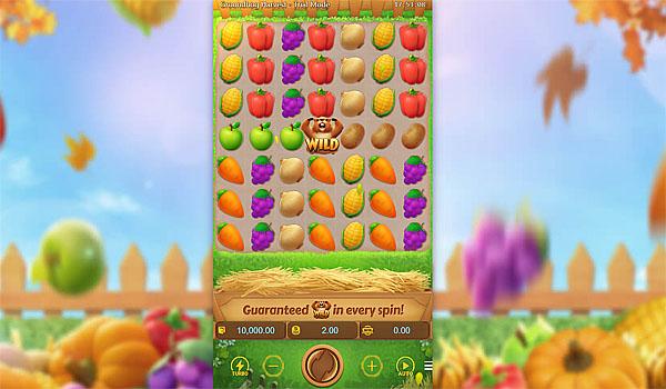 Main Gratis Slot Indonesia - Groundhog Harvest PG Soft