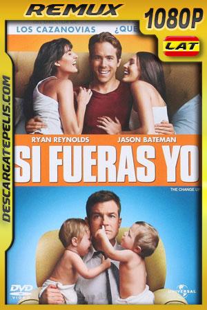 Si fueras yo (2011) 1080p BDRemux Latino – Ingles