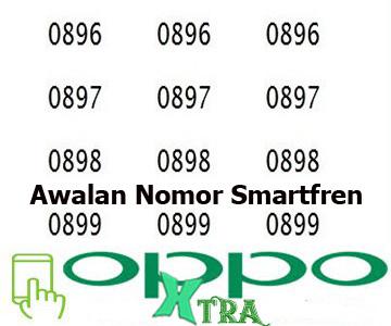 Awalan Nomor Smartfren