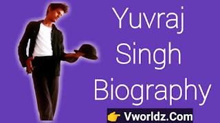 Yuvraj singh biography, Yuvaraj singh Tik Tok Biography