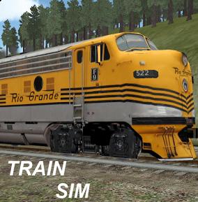تحميل لعبة القطار Train Sim للايفون والاندرويد