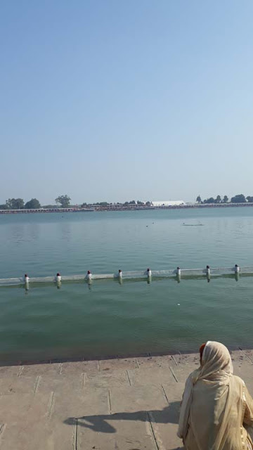 Brahma sarovar best tourist place in kurukshetra