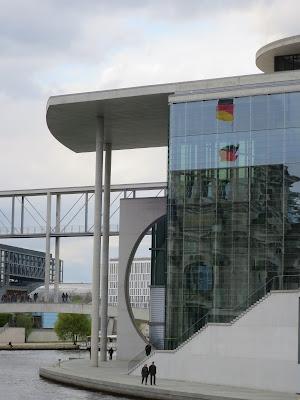 le bâtiment Marie Elisabeth Lüders - Berlin