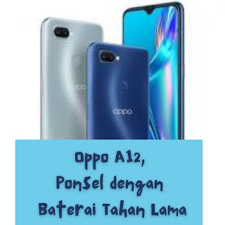 review oppo a12