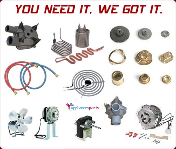 washing machine spares parts