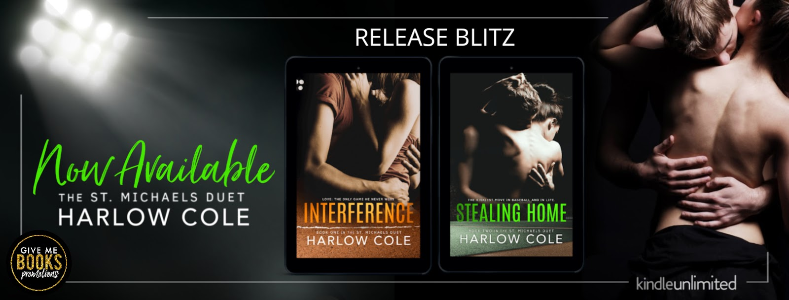 Give Me Books Release Blitz Stealing Home By Harlow Cole