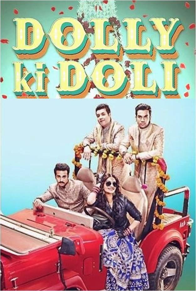 Sonam Kapoor and her grooms in Dolly Ki Doli movie still