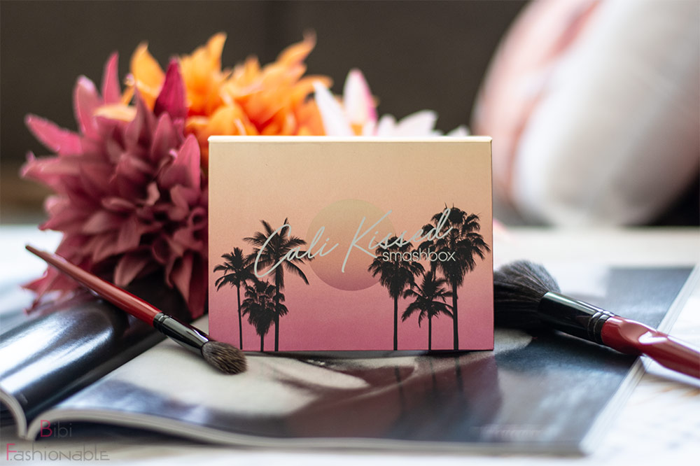 Smashbox Cali Kissed Highlight und Blush Palette Titelbild