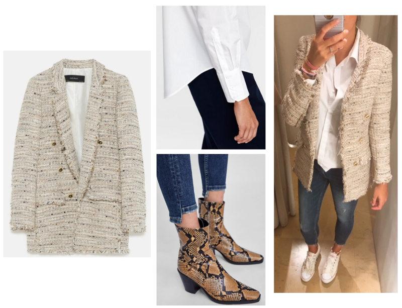 4 outfits de nueva temporada para mujeres reales con presupuestos normales