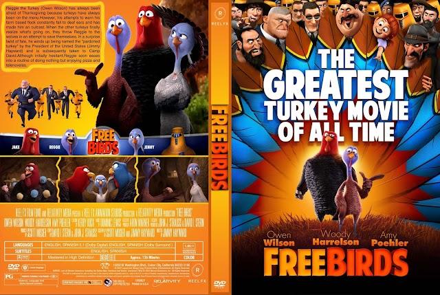 Free Birds (2013) BluRay 2 Different Dubs [Hindi1-Hindi2-English] Dual Audio 480p, 720p & 1080p HD