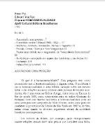 Coleção Primeiros Passos O Que é Homosseualidade.pdf