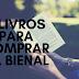 5 livros para comprar na Bienal RJ