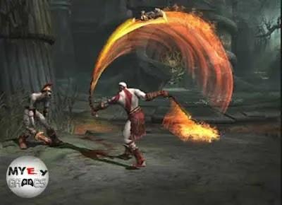 تحميل لعبة God of War 1 للكمبيوتر وللاندرويد من ميديا فاير