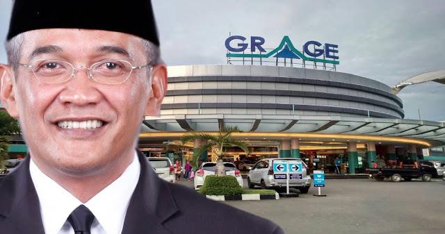 H. Bamunas Setiawan Budiman, Pemilik Grage Mall Cirebon
