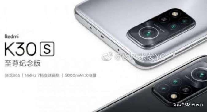 Bersiaplah ! Xiaomi Berencana Meluncurkan Redmi K30S Pada 27 Oktober 2020