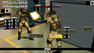 Download Metal Gear Acid 2 PSP ISO