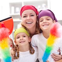 Çocuğunuzun Evde Size Yardım Etmesini Sağlamanın 5 Yolu!