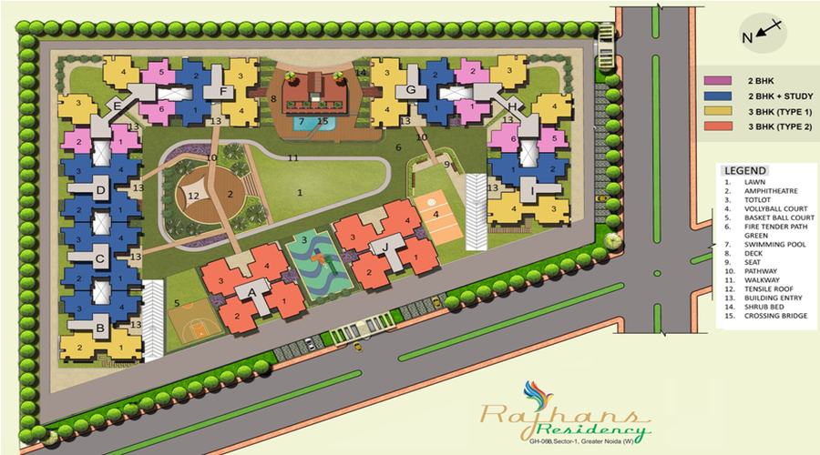 layout-plan-rajhans-residency-noida-extension