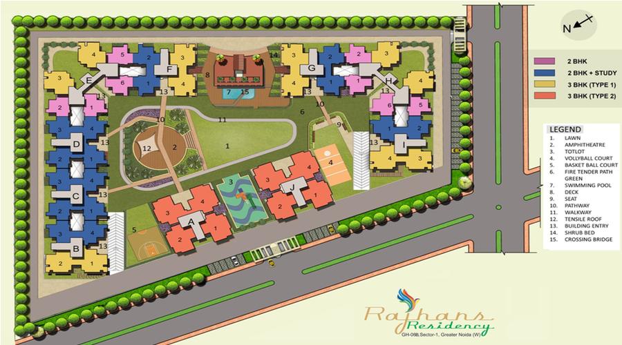 layout-plan-rajhans-residency-noida-extension