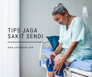Tips Jaga Sakit Sendi Tangan, Jari, Lutut dan Seluruh Badan