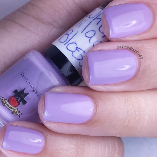 MTL Creations - When Lilacs Blossom