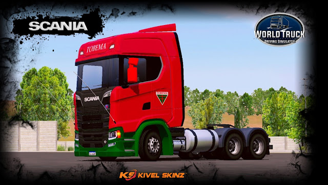 SCANIA S730 - TOBEMA TRANSPORTES
