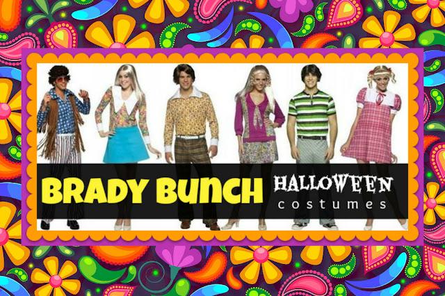 Brady Bunch Halloween Costumes